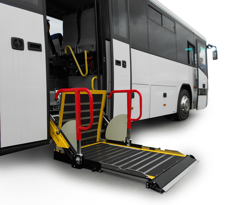 Mobility Engineering Coach And Bus Lifts