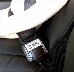 Seatbelt Buckle Cover