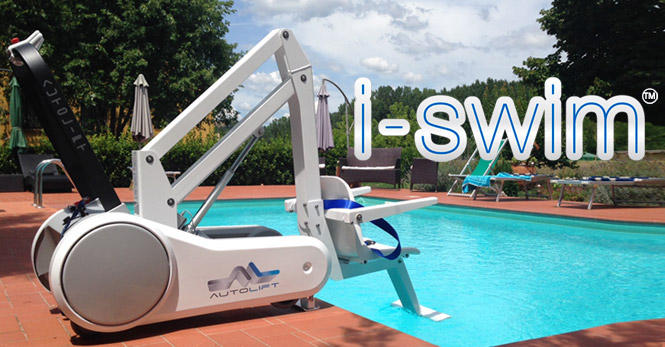 Mobility Engineering Swim Lift Pod Lift