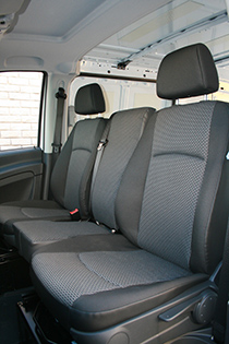 Mobility Engineering - Van Seating